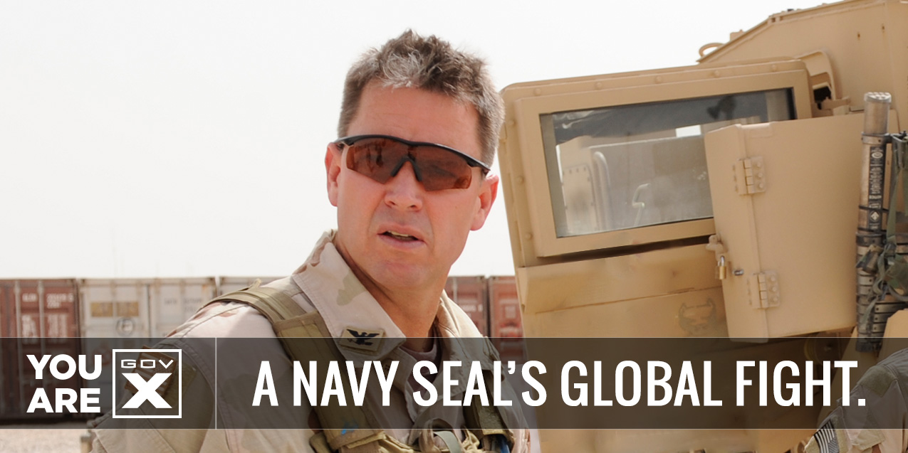 A Navy SEAL's Global Fight: RADM Thomas Brown