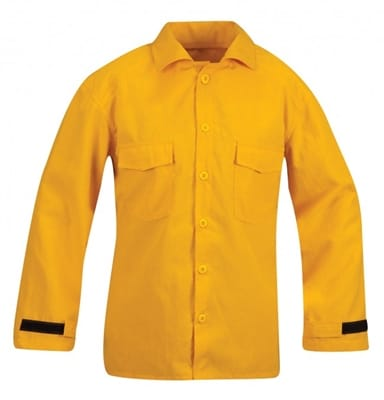 Picture of Men's Wildland Shirt - Yellow - L - Regular