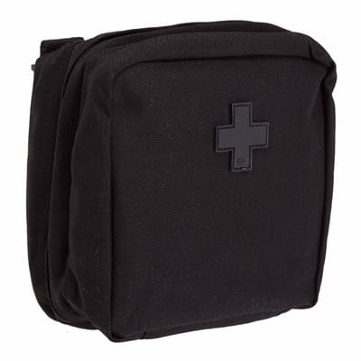 Picture of 6.6 Med Pouch - Black - One Size