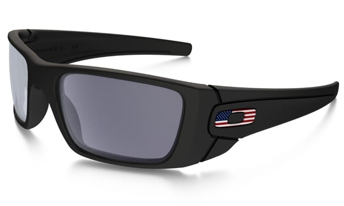 19d6f3d3303 Oakley - SI Fuel Cell US Flag Sunglasses Military Discount