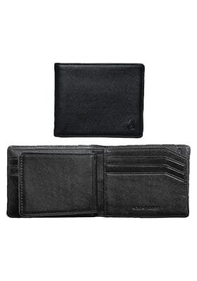 Picture of Men's Pass Bi-Fold ID Wallet - All Black