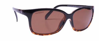 Picture of Karma Unsinkable Polarized Sunglasses - Core Lens - Black Tort Fade - S/M