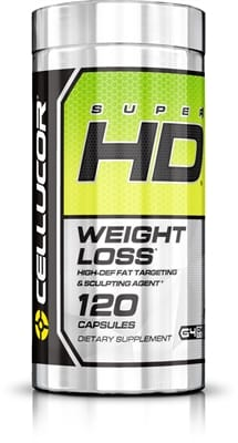 Picture of Super HD Weight Loss - 120 Capsules