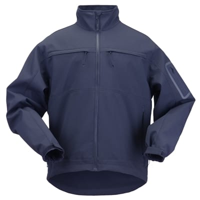 Picture of Chameleon Softshell Jacket - Dark Navy - L