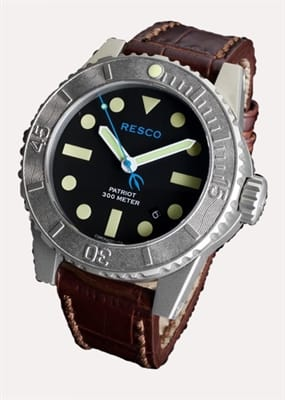Picture of Gen2 Patriot Stainless Aqua - Aqua/Stainless - 42mm