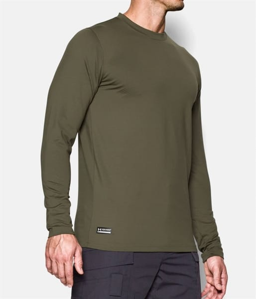 26d4b488317ce1 Under Armour - ColdGear Infrared Tactical Fitted Long Sleeve Crew Military  Discount | GovX