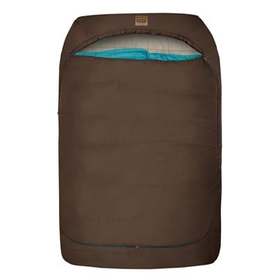 Picture of Tru.Comfort Doublewide 20F Sleeping Bag - Mocha Infinite Mt.