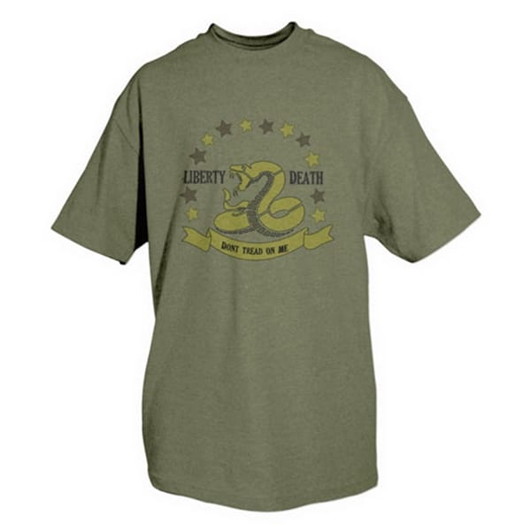 5565a2ca Fox Tactical - Don't Tread On Me T-Shirt - Military & Gov't Discounts | GovX