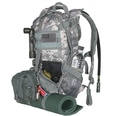 Picture of Elite Excursionary Hydration Pack - Terrain Digital