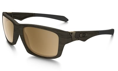 Picture of Jupiter Squared Polarized Sunglasses - Woodgrain with Tungsten Iridium Polarized
