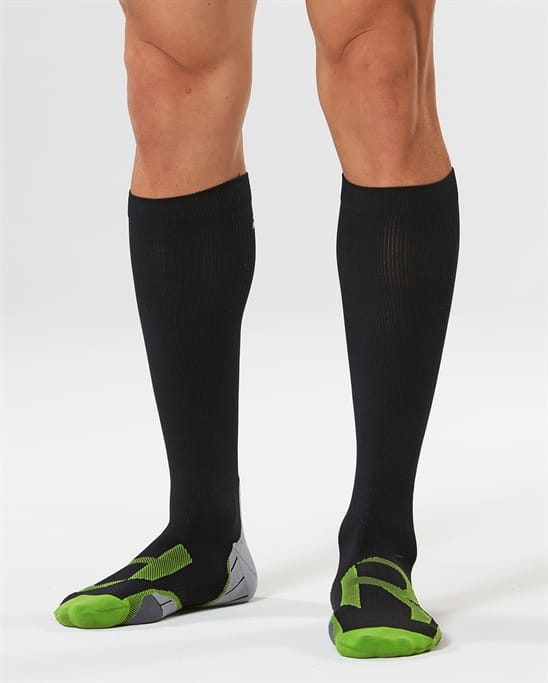 f3f0c8fa58 2XU - Men's Compression Socks for Recovery Military Discount | GovX