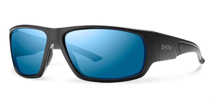 66f7e2f763b1f Discord Elite Sunglasses - Black   Chromapop Polar Blue Mirror. Discord Elite  Sunglasses. Smith Optics
