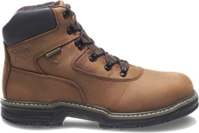 e5707a7281f Wolverine - Men's Marauder Waterproof Steel-Toe EH Lace Up 6