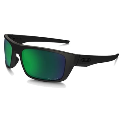 Picture of SI Drop Point Polarized Sunglasses - Matte Black with Prizm Maritime Polarized