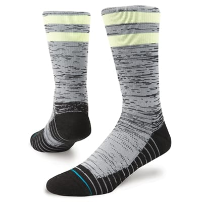 Picture of Men's Athletic Franchise Socks - Black - L