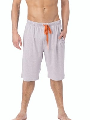 Picture of Men's Lounge Shorts - Violet Grey - S