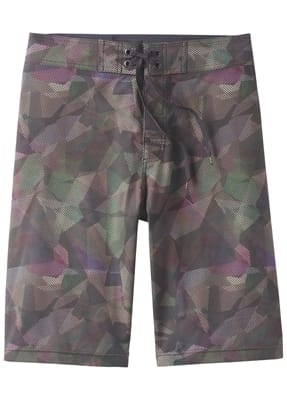 Picture of Men's Sediment Shorts - Green Hex - 30 - 11
