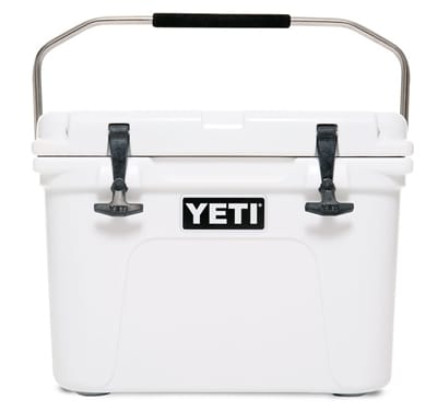 Picture of Roadie 20 Hard Cooler - White