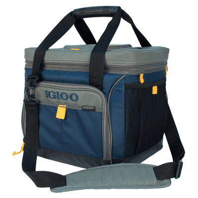 Picture of Outdoorsman Square 30 - Slate Blue/Tan