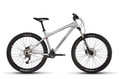 Picture of Men's Line 27.5 Bike - Silver - 16 in