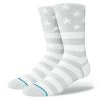Picture of Men's The Fourth Socks - Grey - L
