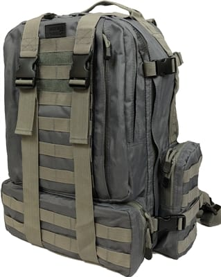 Picture of Pathfinder Ultra Lightweight 3 Day Pack - Gun Metal