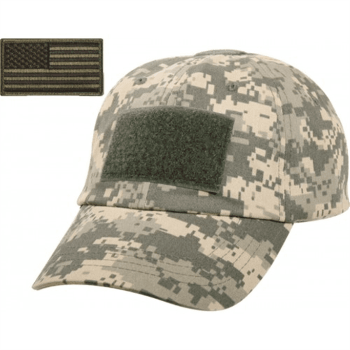 f7c471aebc528 Voodoo Tactical - Cap with Velcro Patch Military Discount