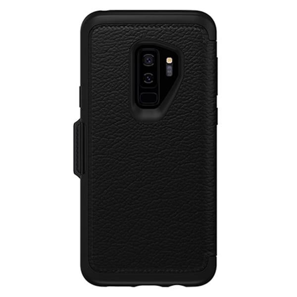 best service 9fa3e 2f6ff Otterbox - Strada Folio Card Case for Samsung Galaxy S9 Plus ...