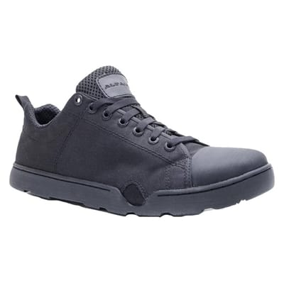 Picture of OTB Maritime Assault Low Boots - Black - 8