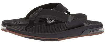 Picture of Men's Fanning Low Sandals - Black - 10