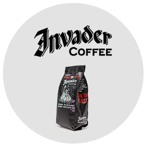 Invader Coffee