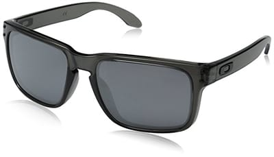 Picture of Holbrook Sunglasses - Grey Smoke/Black Iridium