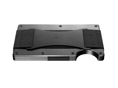 Picture of Titanium Ridge Wallet Cash Strap - Titanium/Gunmetal
