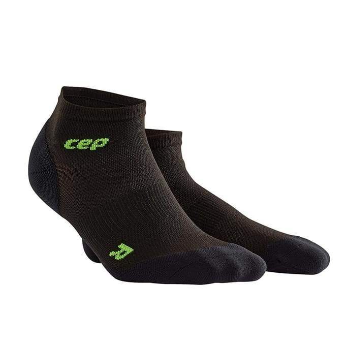 ba79473349 CEP Compression - Men's Dynamic+ Ultralight Low-Cut Socks - Military ...
