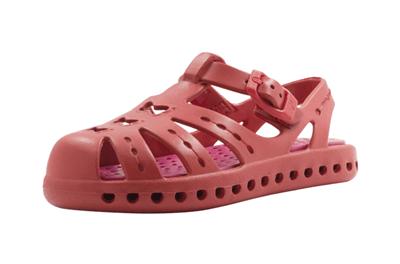 Picture of Girl's Malta Sandals - Poppy Cerise - 3