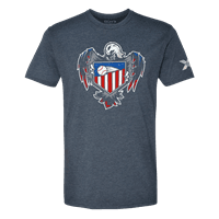 Picture of Men's Dept of Home Plate Security T-Shirt - Heather Blue - S