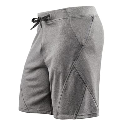Picture of Men's Flexion Tech Shorts - Heather Slate - Heather Gray - L - Regular