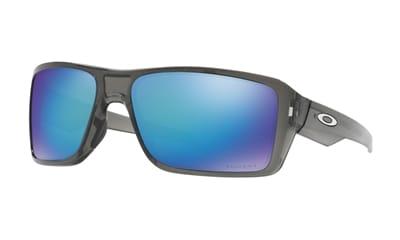 Picture of Double Edge Polarized Sunglasses - Grey Smoke / Prizm Sapphire