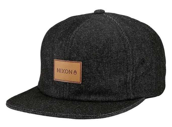 4f7d329355e06 Nixon - Mason Strap Back Hat - Military   Gov t Discounts
