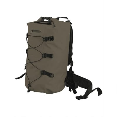 Picture of River's Edge 40L Waterproof Backpack - Earth