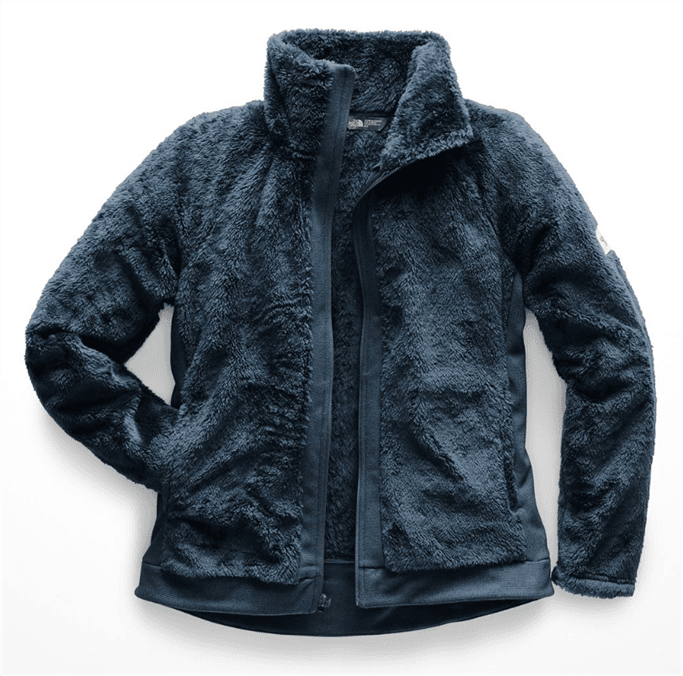The North Face Women S Furry Fleece Full Zip Military Discount Govx