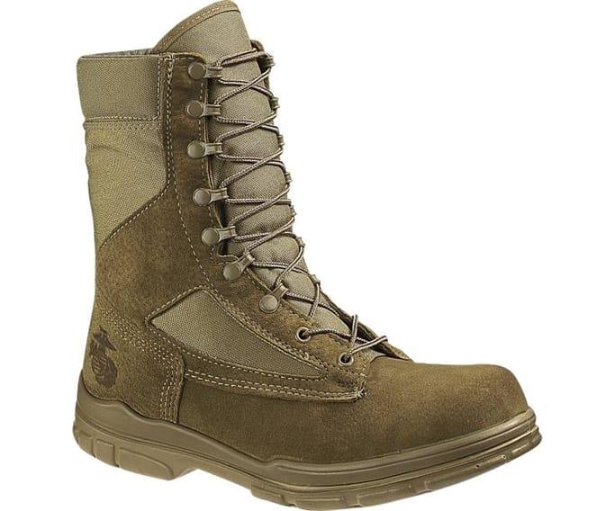 Bates - Women's USMC Lightweight Durashocks Boots Military