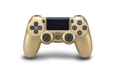 Picture of DualShock PS4 Wireless Controller - Gold