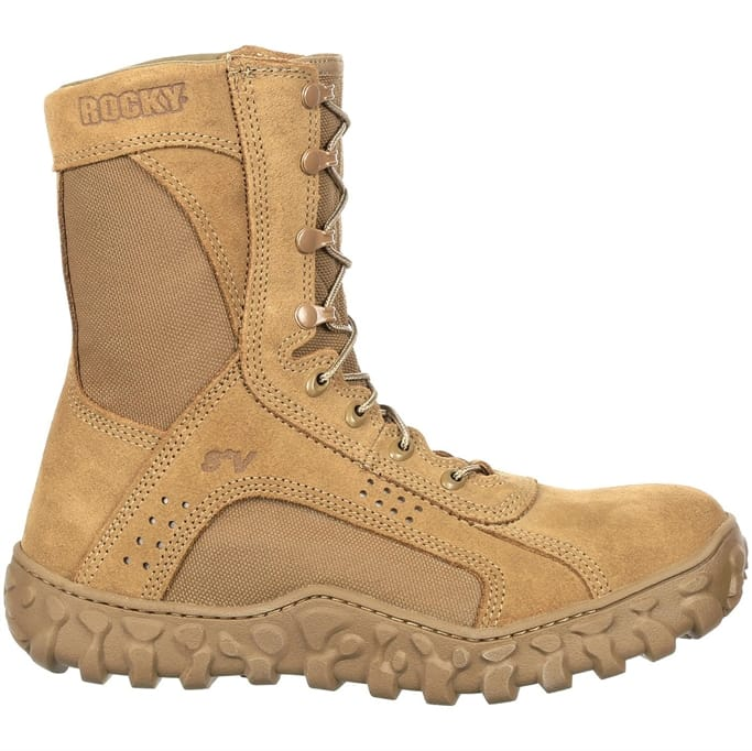 30e73984926 Rocky Boots - Men's S2V Steel Toe Tactical Military Boot Military ...
