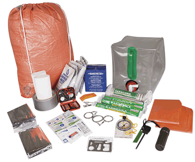 Picture of Transport Bug-Out Bag - Smoke