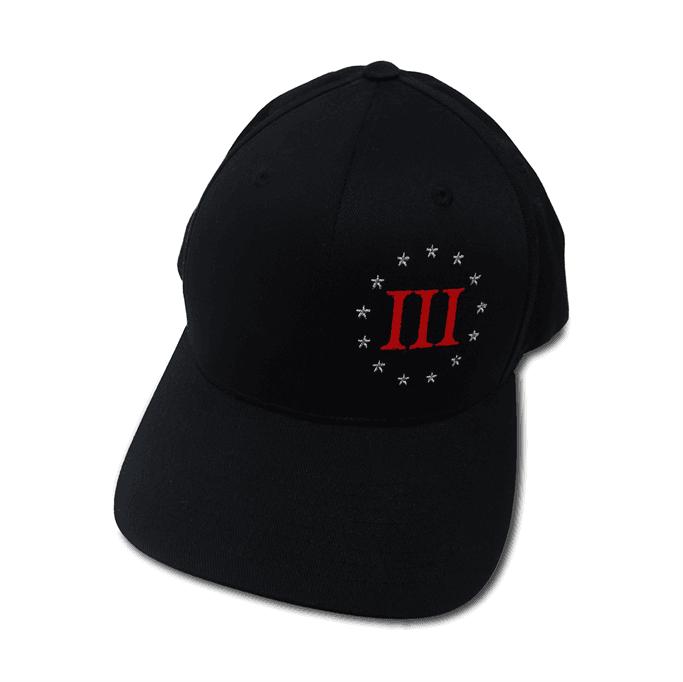 Threeper Flexfit Hat - Discounts for Veterans c137cd0a3924