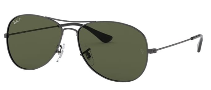 ce27374071 Ray-Ban - Polarized Cockpit Sunglasses