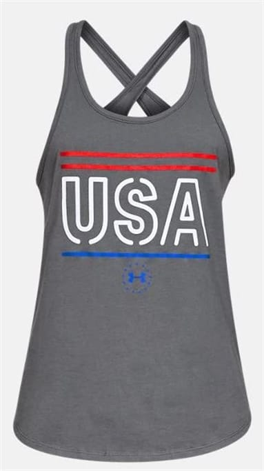 best website designer fashion best service Under Armour - Women's UA Freedom USA Tank Top - Discounts for ...